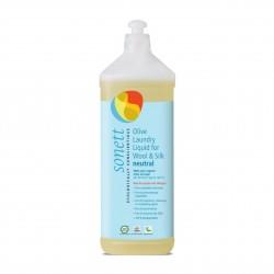 Olivový prací gel na vlnu a hedvábí Sonett Neutral 1 l