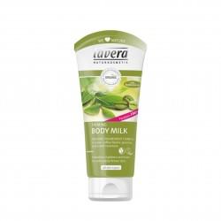 Zpevňující tělové mléko 200ml Lavera