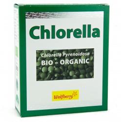 Chlorella Wolfberry BIO 450 tablet - doplněk stravy