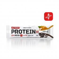 Tyčinka PROTEIN Bar mandle Nutrend 55 g