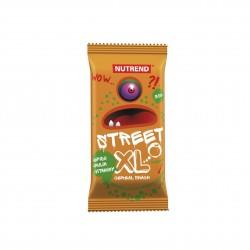 Tyčinka STREET XL meruňková s jogurtovou polevou 30g Nutrend, EXPIRACE 28.1.2020