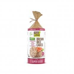 Rýžové chlebíčky se 7 druhy semen Rice Up 120 g