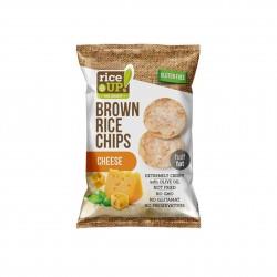 Rýžové chipsy se sýrem Rice Up 60 g