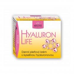 Denní pleťový krém s kyselinou hyaluronovou Hyaluron life Bione Cosmetics 51 ml
