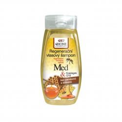 Regenerační vlasový šampon MED + Koenzym Q10 Bione Cosmetics 260 ml