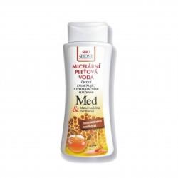 Micelární pleťová voda Med + Q10 Bione Cosmetics 255 ml