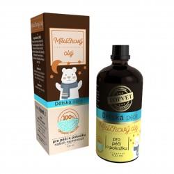 Dětská péče - Měsíčkový olej 100 ml Topvet