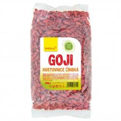 Goji kustovnice čínská Wolfberry 500 g