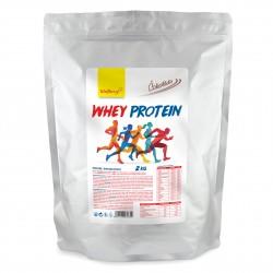 Whey protein čokoláda 2 kg Wolfberry