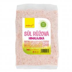 Himalájská sůl růžová 700 g Wolfberry