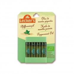 Mátové aroma BIO 4 x 2 ml Lecker´s