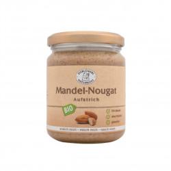Krém z pražených mandlí Nugát BIO 250 g Eisblumerl