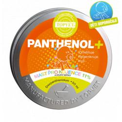 PANTHENOL + MAST PRO KOJENCE 11% 50ml Topvet