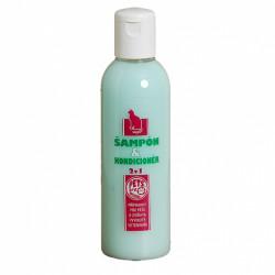 Šampon a kondicioner 2v1 pro kočku 200ml Topvet