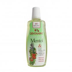 Dentamint ústní voda mentol 500 ml Bione Cosmetics