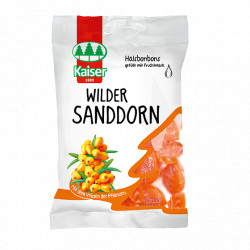 Ovocné - rakytník (Wilder Sanddorn) 90g Topvet