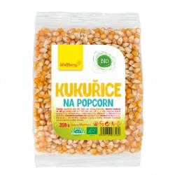 Kukuřice na popcorn Wolfberry BIO 250 g