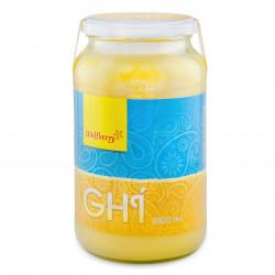 Ghí - přepuštěné máslo 1000 ml Wolfberry