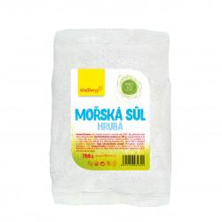 Mořská sůl hrubá 700 g Wolfberry