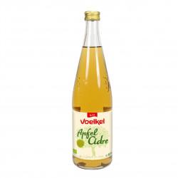 Jablečný cider BIO 0,7 l Voelkel