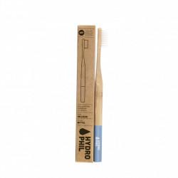 Bambusový zubní kartáček - modrý Hydro Phil