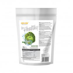 Instantní nápoj matcha-jablko 300 g Isoline, EXPIRACE 26.12.2019