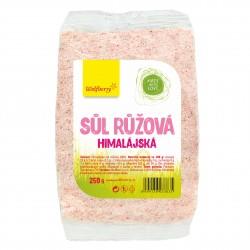 Himalájská sůl růžová Wolfberry 250 g