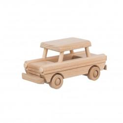 Dřevěný trabant Čisté Dřevo