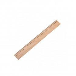 Dřevěné pravítko 30cm Čisté Dřevo