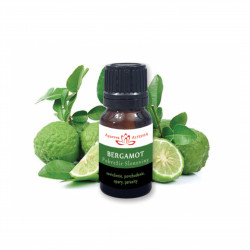 Bergamot 100% esenciální olej 10 ml Altevita