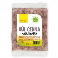 Himalájská sůl černá Kala Namak Wolfberry 250 g