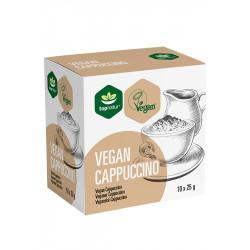 Veganské Cappuccino 10 x 25 g Topnatur