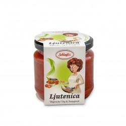 Zeleninová omáčka Ljutenica 370 g Schlagfix