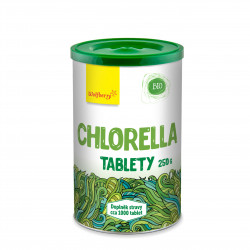 Chlorella BIO 250 g 1000 tbl Wolfberry PDZ*