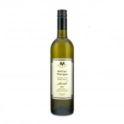 Müller Thurgau víno pozdní sběr suché 2017 BIO 0,75l vinařství Marcinčák