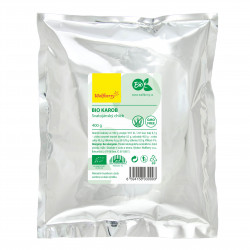 Karob svatojánský chléb Wolfberry BIO 400 g