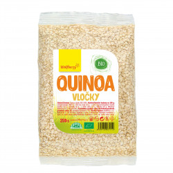 Quinoa vločky BIO 250g Wolfberry, EXPIRACE 30.4.2020
