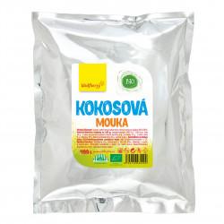 Kokosová mouka Wolfberry BIO 400 g