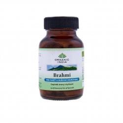 Brahmi Organic India BIO 60 kapslí