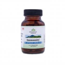 Immunity Organic India 60 kapslí