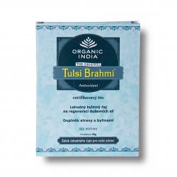 Tulsi Brahmi Organic India BIO 50 g