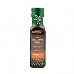 Arganový pleťový olej Wolfberry BIO 100ml